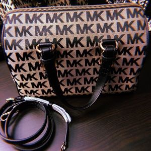Michael Kors Grayson bag (fabric)